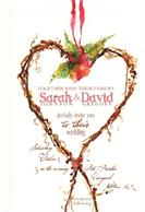 Product Image For Heart of Vine invitation