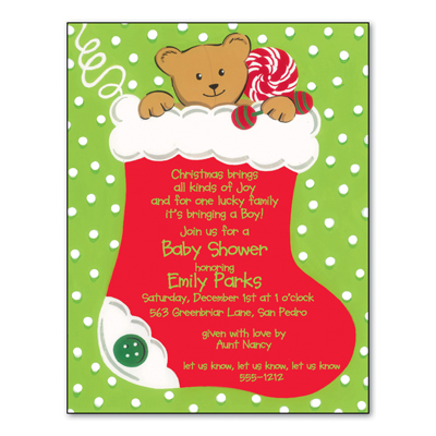 "Christmas Stocking Paper - Make an impression with our colorful designer 8 ½"" x 11"" paper & coordinating envelopes which are laser/inkjet compatible. You wont find premium quality paper like this at your local store. Coordinating envelopes are sold separately.DONT FORGET OUR COORDINATING DESIGNER INVITATIONS."