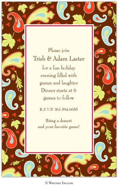 Invitation Borders as amazing invitation template