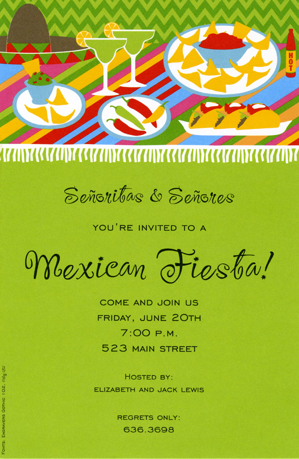 Mexican Party Invites as beautiful invitations ideas