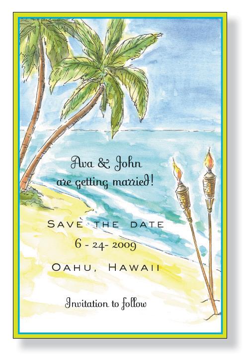 Wedding Invitation Beach is great invitations ideas