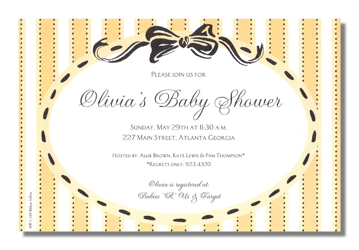Blank Invitation with adorable invitations ideas