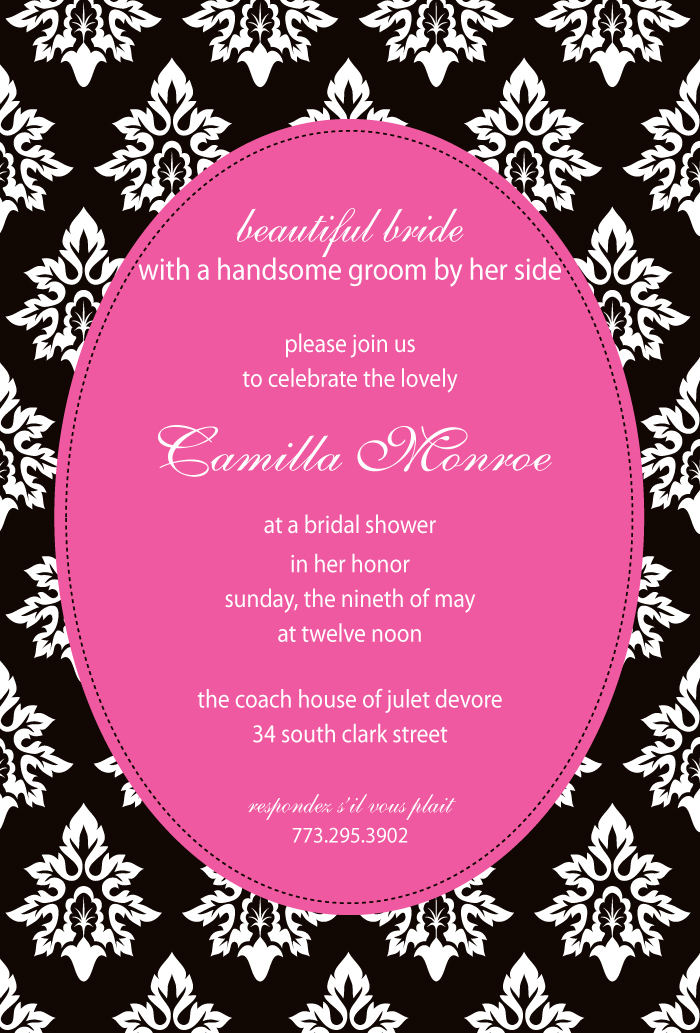 Engagement Invitiations with best invitation example