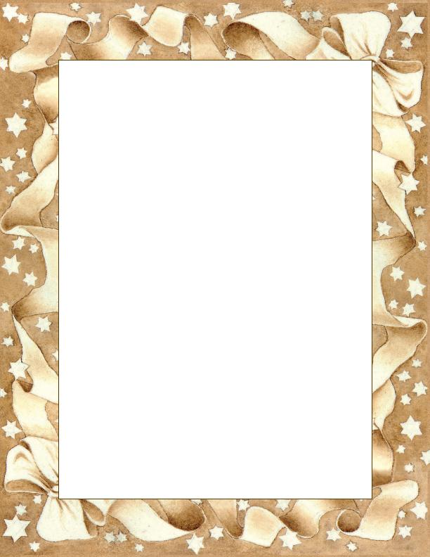 Elegant Gold Border Designs