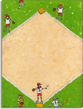 teenss essay on softball Statistics about teenagers and high school students  we were amazed with the results from our national poll and essay prompt that reached over 4,400 high school.
