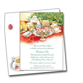 Holiday & Seasonal CHRISTMAS Invitations Cocktail - Food ...