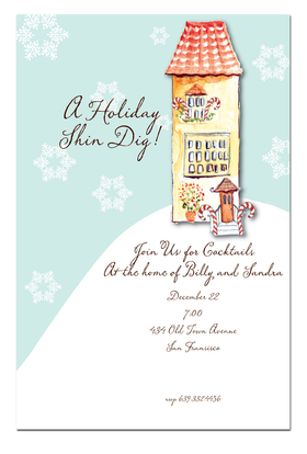 This fun 5.5x 8.5 invitation is comes personalized or you can get the blank and personalize them. coordinating envelopes included. Please indicate in order if you would like the Glitter upgrade.