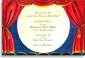 Invitations MUSIC - ART - DANCE - THEATER Invitations ...