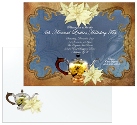 Personalized Company Christmas Cards