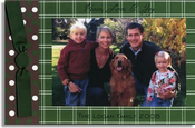 Product Image For Evergreen Criss Cross Photo Card