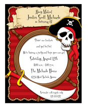 Product Image For Pirate Party Paper