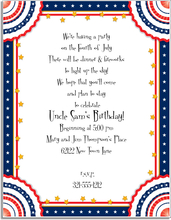 Product Image For Red White and Blue Paper