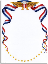 Product Image For Patriotic Spirit Paper