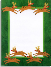 Product Image For Reindeer Reins Paper