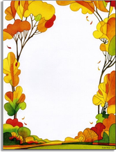 Product Image For Autumn Impression Paper