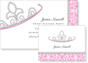 Product Image For Your Highness Invitation