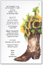 Product Image For Boot Scootin
