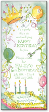 Product Image For Birthday Celebration Border