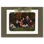 Product Image For Rustic Layered Photo card
