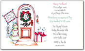 Product Image For Christmas Door