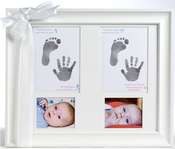 Product Image For Twin Prints Keepsake Frame