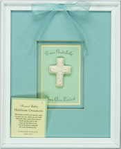 Product Image For Godchild You Are Loved Keepsake Frame