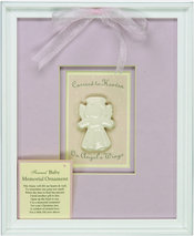 Product Image For Carried To Heaven Memorial Frame