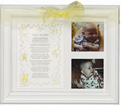 Product Image For Twin Hearts Frame
