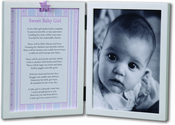 Product Image For Sweet Baby Girl Picture Frame