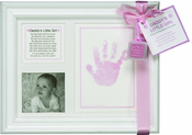 Product Image For Daddy's Little Girl Handprint Frame