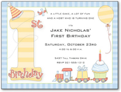 Product Image For 1st Birthday Party Boy