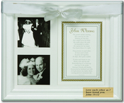 Product Image For Your Wedding Keepsake Frame