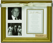 Product Image For In Loving Memory Memorial Frame
