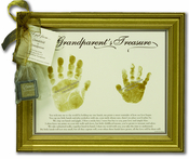Product Image For Grandparent's Treasure Frame
