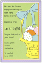 Product Image For Easter Basket