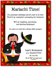 Product Image For Mariachi Man Paper