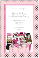 Product Image For Little <em>Tea</em> Party