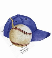 Product Image For Baseball with Cap
