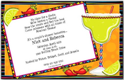 Product Image For Margarita Fiesta Digital Invitation