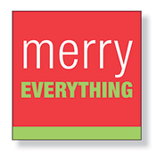 Product Image For Merry Everything Beverage Napkin