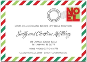Product Image For Holiday Envelope Noel Stamp