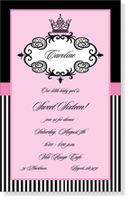 Product Image For Calling All Divas Invitation