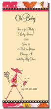 Product Image For Daisy Baby Shower Invite