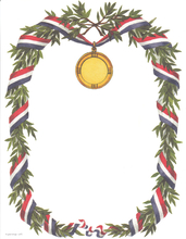 Product Image For Medal of Honor laser paper