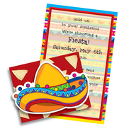 Product Image For Big Sombrero Fold over with Die Cut