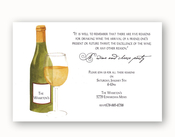 Product Image For White Wine -Glitter option