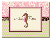 Product Image For Seahorse Note Card
