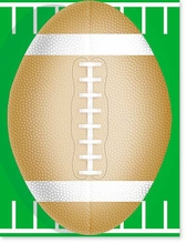 Product Image For Football Paper