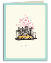 Product Image For City of Love Note card
