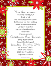 free holiday stationery borders